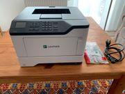 Lexmark s w Laserdrucker M1246
