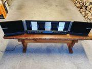 Stereoanlage Schaub Lorenz MC2290