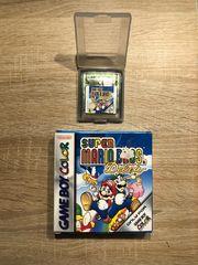 Super Mario Bros mit Verpackung