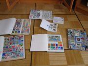 Alte Briefmarkensammlung