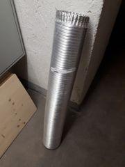 Flexibles Abzugsrohr für Gebläse