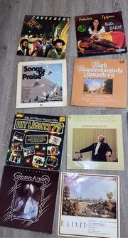 Schallplatten zu verkaufen