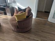 Rundes Sofa - Einfach toll zum