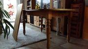 Esstisch Massivholz