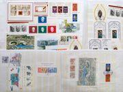 32 Ersttagsblätter - Lot - Briefmarken - Blöcke