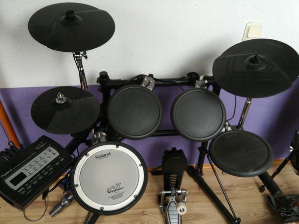 Schlagzeug sucht Drummer