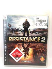 Playstation 3 Resistance 2 OVP