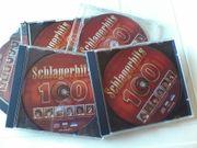 CD - Schlagerhits - 100 Schlagerhits - EURO TREND