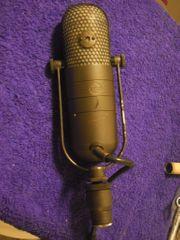 vintage rca 77d microphone