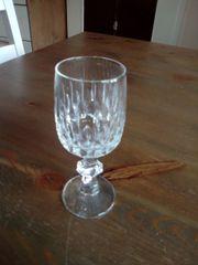 Gläser Bleikristall von Schott Zwiesel