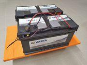 Biete Varta LA95 Professional AGM
