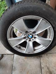 BMW e60 Alu Winterreifen 225