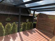 Terrassenüberdachung Solarcarport Solarterrassenüberdacung Vordach Klatwintergarten