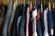 Hochwertige Anzüge Krawatten Hemden von