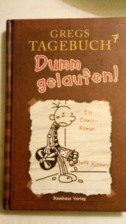 Gregs Tagebuch 7 - Dumm gelaufen