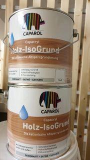 Caparol Holz Isogrund