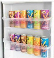 Energy Drinks in verschiedenen Geschmacksrichtungen