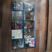Blu-Ray und DvD Sammlung komplett