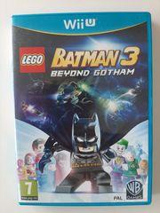 Wii U Batman 3 - Beyond