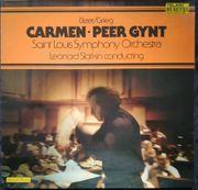 LP - Bizet Grieg Carmen Peer