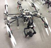 Sehr große Profi Drohne Quadcopter