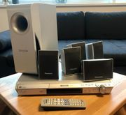 Dolby Surround Anlage und DVD