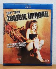 Blu-ray Zombie Uproar gebraucht gut