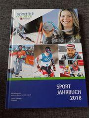 Sport Jahrbuch 2018