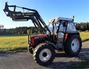 Zetor 6340 Traktor Schlepper 2650
