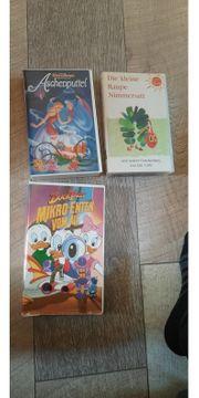 VHS Kindekasetten