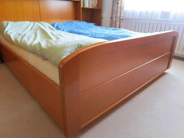 Reserviert Doppelbett 160 X 200 Cm Mit Matratzen Und