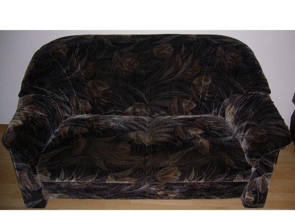 Doppelsitzer Couch