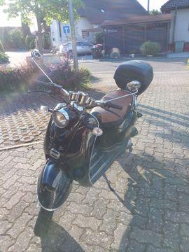 NOVA Motorroller Retro-Star 49ccm
