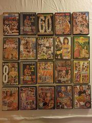 Erotik DVD Filme Sammlung 42