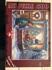 Weihnachtspuzzle 500 Teile