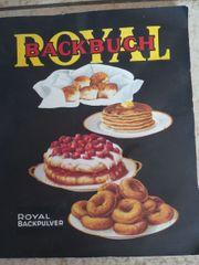 Royal Backbuch
