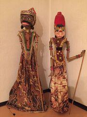 Wertvolle Thailändische Puppen