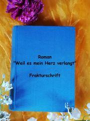 SELTEN Roman Frakturschrift 1939 Weil