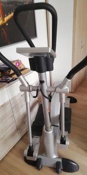 Crosstrainer Fitnessgerät mit Digitalanzeige