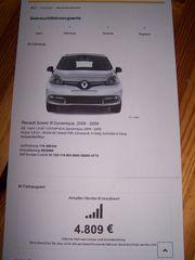 Renault Scenic dCi 130 FAP