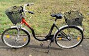 schönes Damen Fahrrad