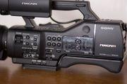Sony NEX-EA50EH Camcorder - Schwarz