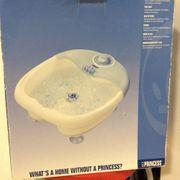 Fußbad Massagegerät elektrische Fußbadewanne Wanne