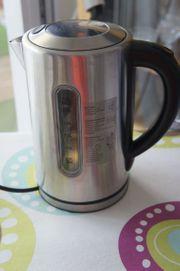 Wasserkocher neuwertig