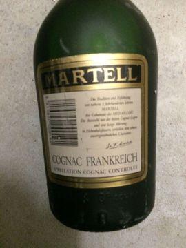 Essen und Trinken - franz Cuveé-Cognac - Martell - VSOP - Medaillon -