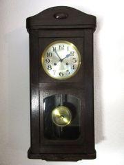 antiker Regulator Wanduhr Uhrenhaus Kirschke