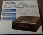 Radiowecker UKW neu