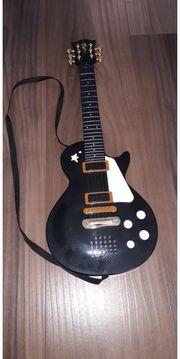 Simba Spielzeug Rockgitarre