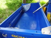 Traktor Heckschaufel GÖWEIL GHU 10