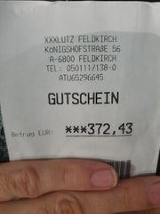 xxx Lutz Gutschein